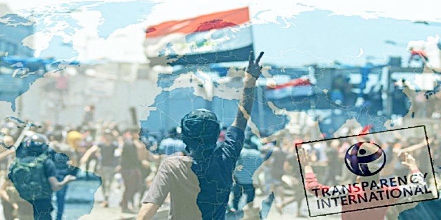 Rêxistina Şefafîyetê: Iraq yek ji welatê herî gendel ê cîhanê ye