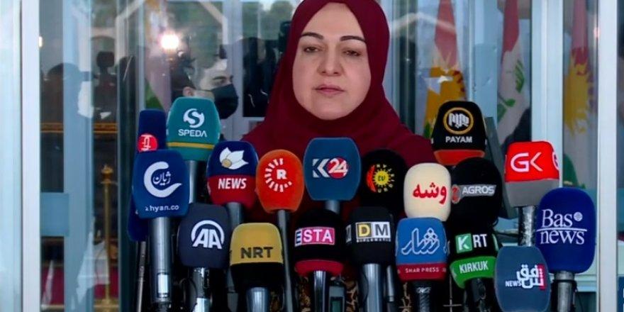 Seroka Parlamentoyê: Yekrêziya Kurd ji bo hilbijartinên Iraqê gelek girîng e