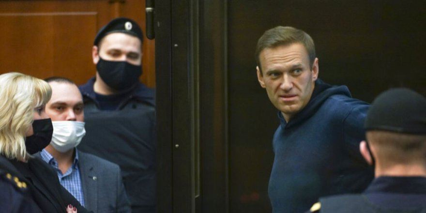 Rûsya muxalîfê Kremlinê Navalny bi 3.5 Salan Ceza Kir