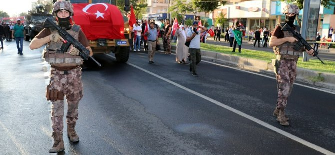 Dîyarbekir: Ev çavtirsandina Kurdan e!
