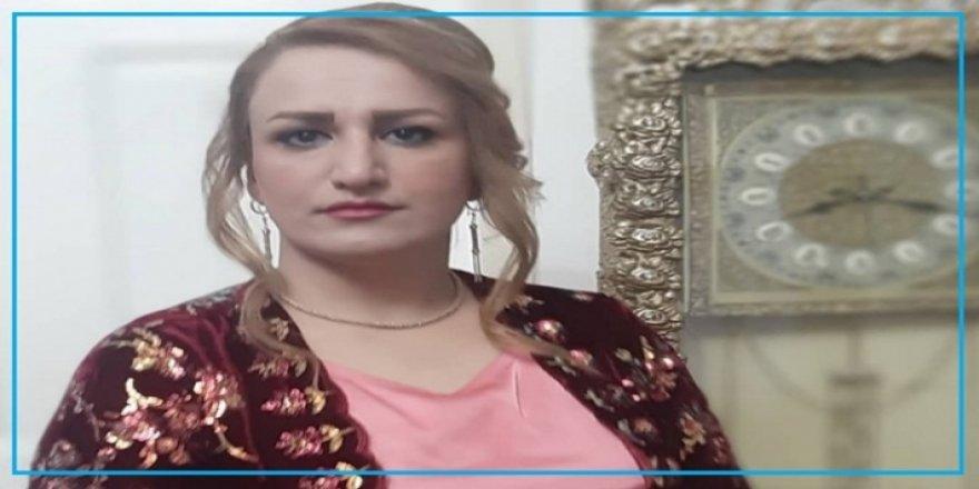Sine – Aktîvîsta kurd Roya Celalî hat girtin