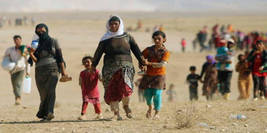 """Fraksiyonên Parlamentoya Iraqê ji bo yasaya """"tawanên li dijî Êzidiyan"""" li hev kirine"""
