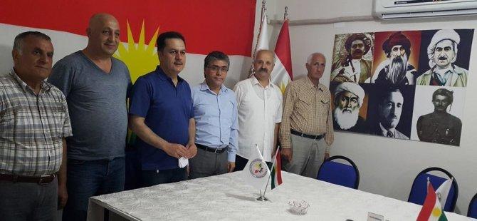 """""""Hemahengî û danûstendina di navbera perçeyên Kurdistanê de girîng e!"""""""