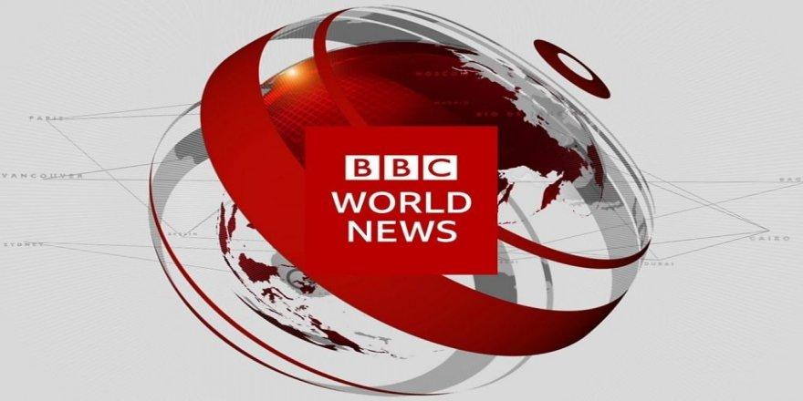 Çînê weşana BBC World Newsê daye sekinandin