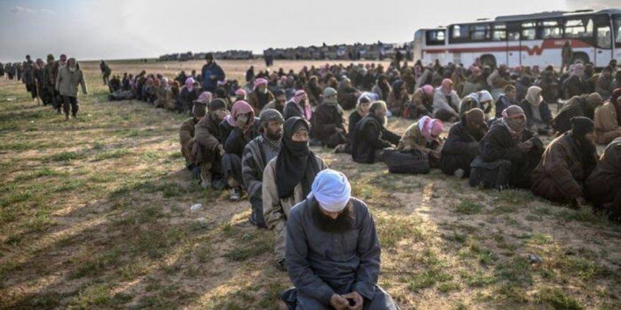 Iraq: HSDê zêdetirî 100 girtiyên DAIŞê radestî me kirin