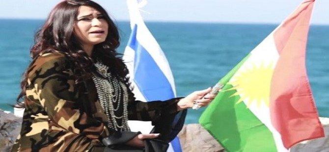 """""""Em li Îsraîlê ji bo serxwebûna Kurdistanê dua dikin"""""""