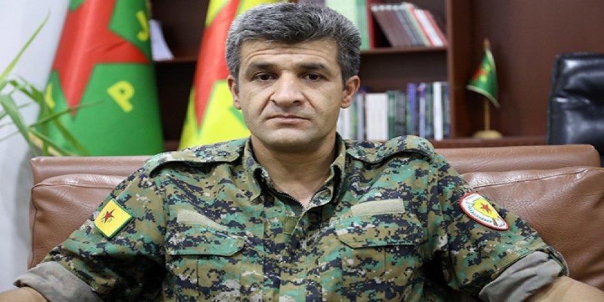 'Em wek YPG amade ne di bin sîwana yekrêziya kurdî de tevbigerin'