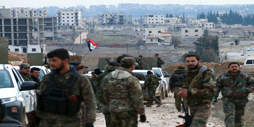 Çekdarên girêdayî Tirkiyê li Idlibê êrîşî serbazên Sûrî kirin
