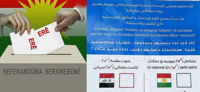 Dengdana Referanduma Başûr 23ê Îlonê dest pê dike