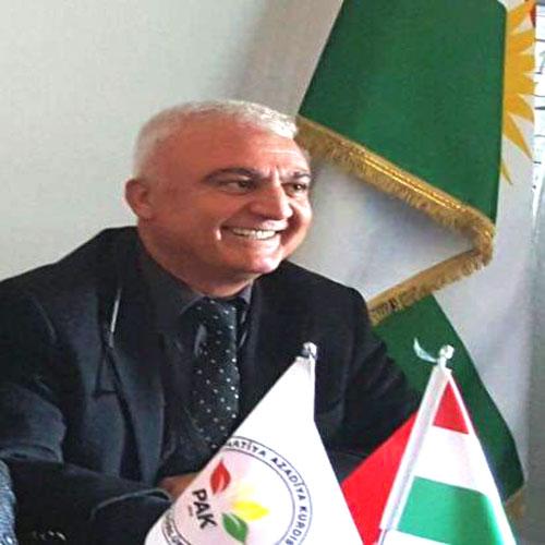 """Ergün: """"Serxwebûn destpêka azadiya beşên din ên Kurdistanê ye"""""""