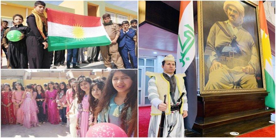 Kurdistan   10ê Adarê Roja Cilûbergên Kurdî hat pîrozkirin
