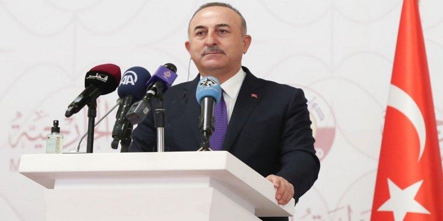 Çavuşoglu: Tirkiyê bi Misirê re dest bi pêwendiyên dîplomatîk kir