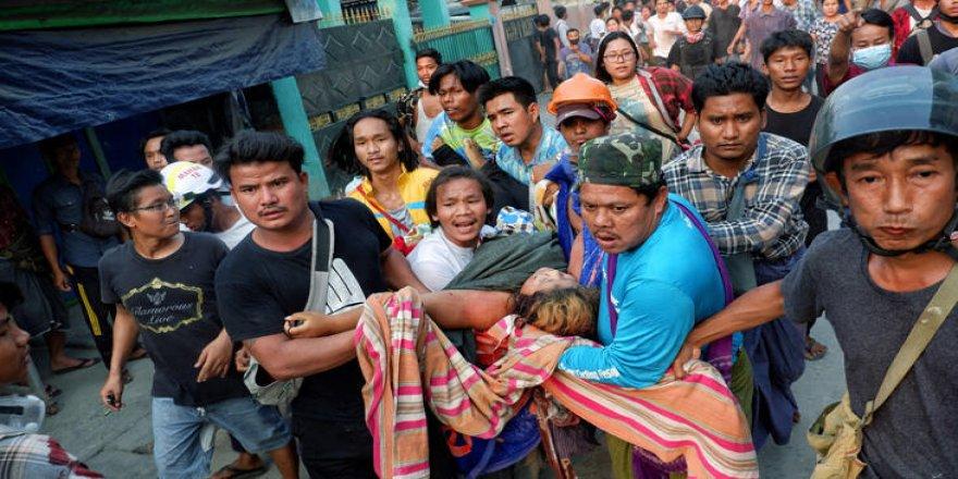 Myanmar-Heya îro 211 kes hatin kuştin