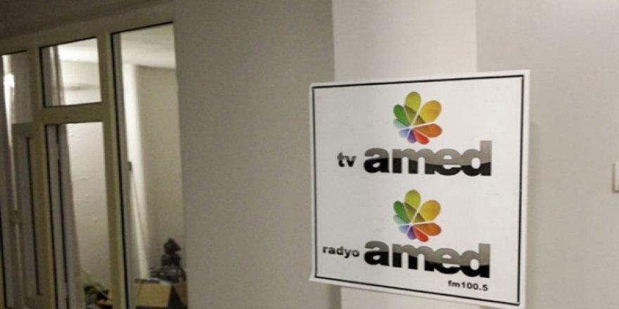 """Li Amedê """"Amed Radyo TV"""" hat gulebarankirin"""