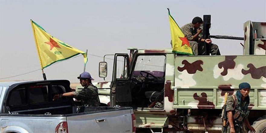 Li Helebê şerekî dijwar di navbera YPGê û komên çekdar de derket