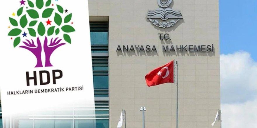 AYM'ê îdianameya HDP'ê îade kir