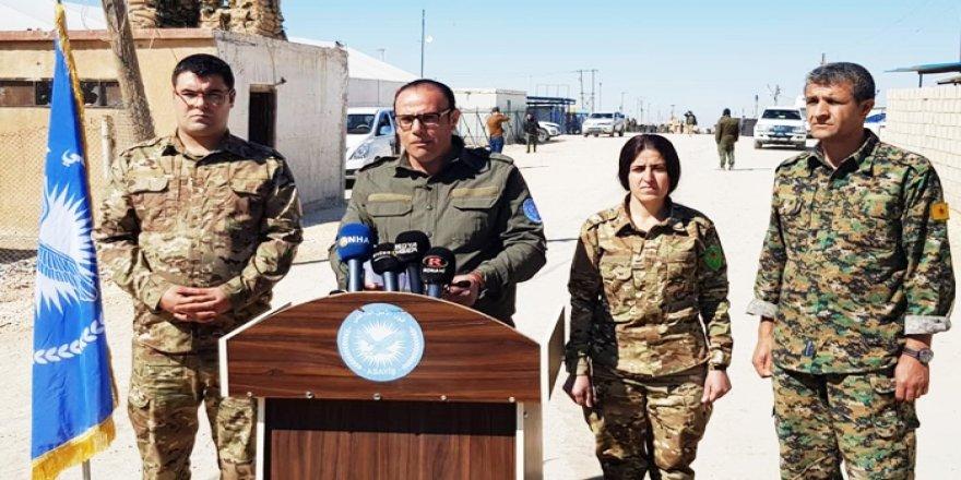 Operasyona Kampa Holê bidawî bû: 125 DAIŞî hatin desteserkirin