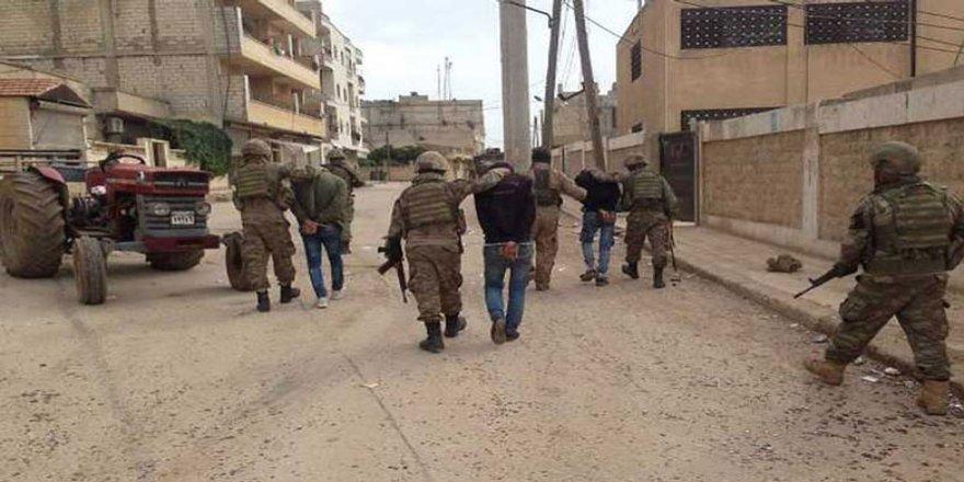 Meha borî herî kêm 44 sivîl li Efrînê ji aliyê çekdarên Tirkiyê ve hatin revandin
