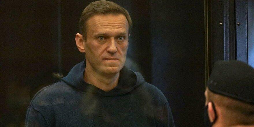 Akesey Navalny birin nexweşxanê