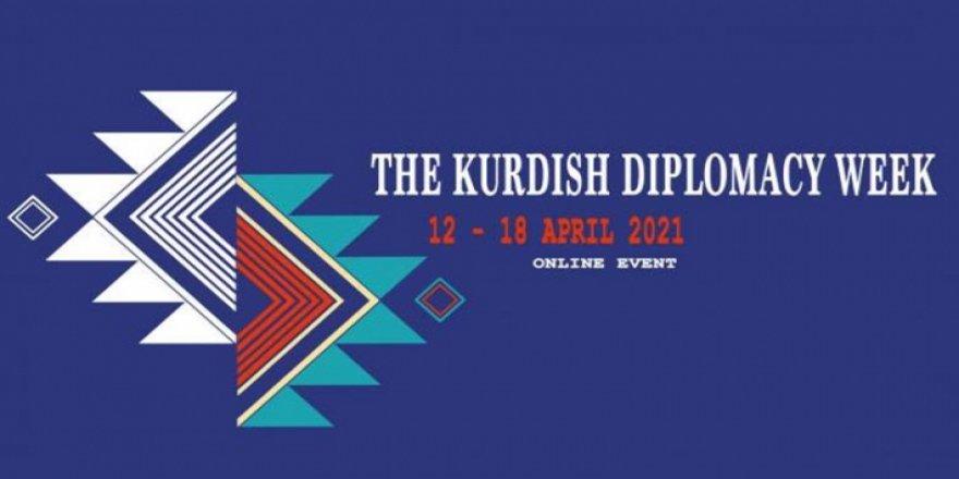 Li Fransayê 'Hefteya Dîplomasiya Kurd' tê sazkirin