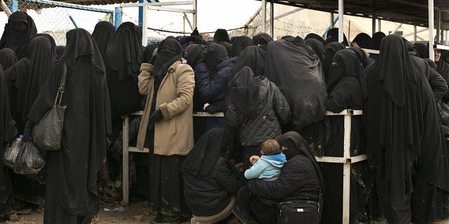500 malbatên iraqî ji kampa Holê bo Iraqê tên vegerandin