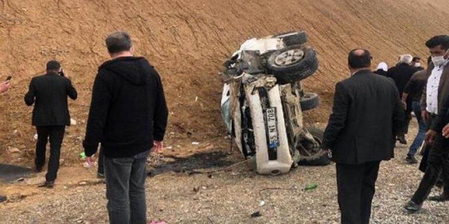 Li ser rêya Colemêrg-Wanê bûyera trafîkê: 4 kes mirin