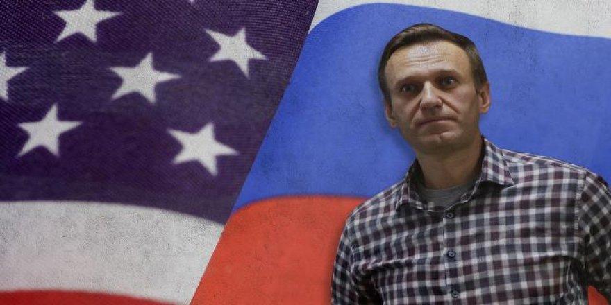 Amerîka ji bo Navalny demildest berde bang li Moskowê kir