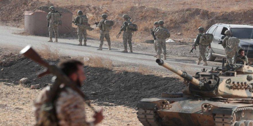 Tirkiye: Di êrişa YPGê de 2 leşkerên me hatin kuştin