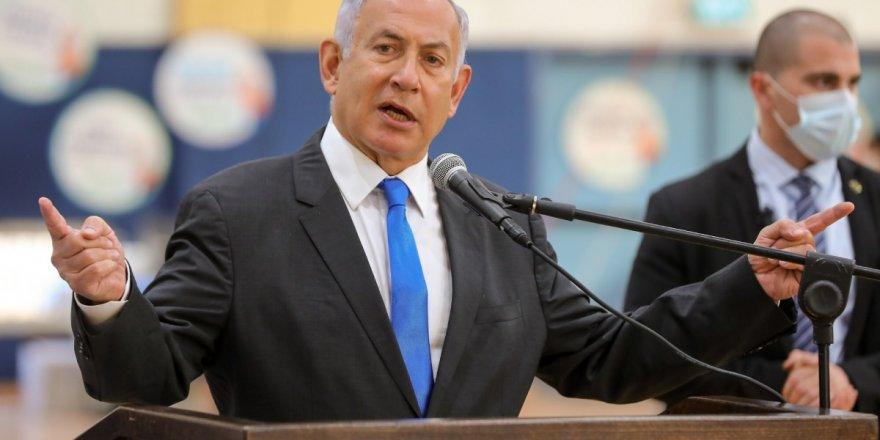 """Netenyahu: """"Peymana bi Îranê re me girênade"""""""