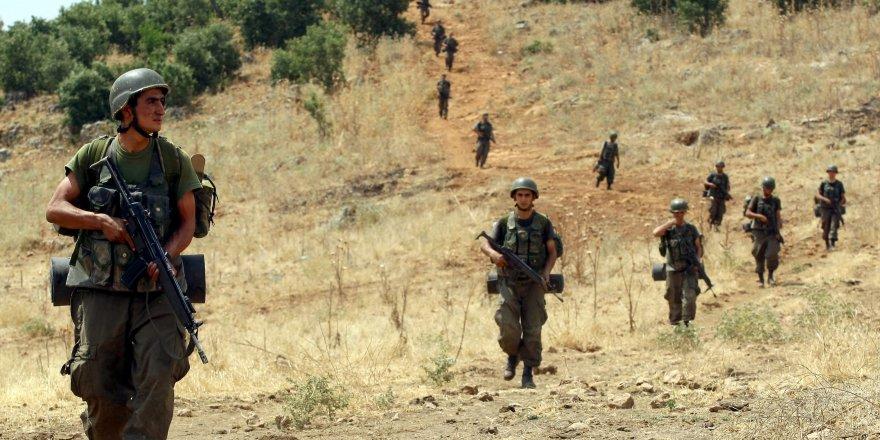 Li Şirnexê di navbera PKK û artêşa Tirk de şerekî dijwar rû da