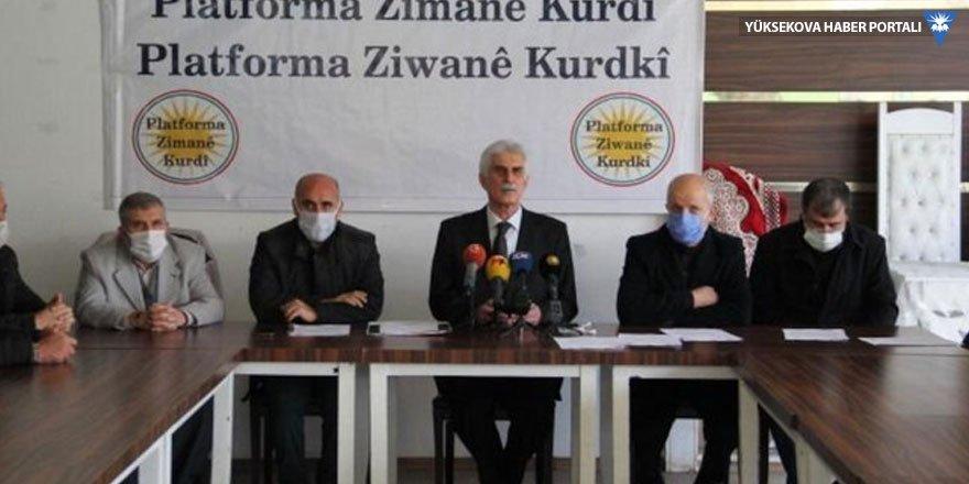 Platformê Ziwanê Kurdkî kampanyaya îmza veng da
