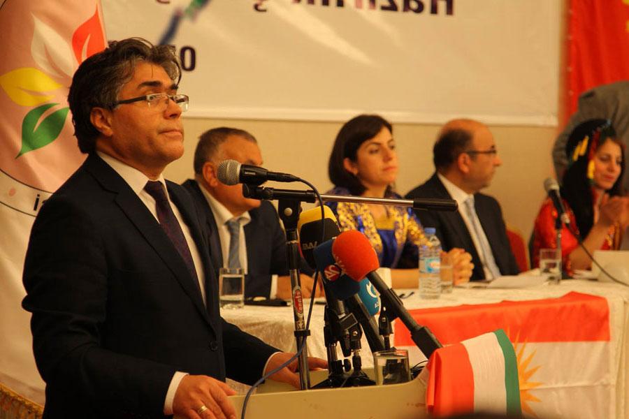 """""""Hêvî dikim ku bayê serxwebûna Başûrê Kurdistanê di warê yekgirtinê de me bihejîne..."""""""
