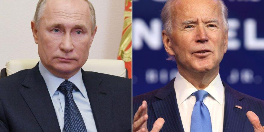 Joe Bİden bi pêwendiyeke telefonî bi Putin re axifî
