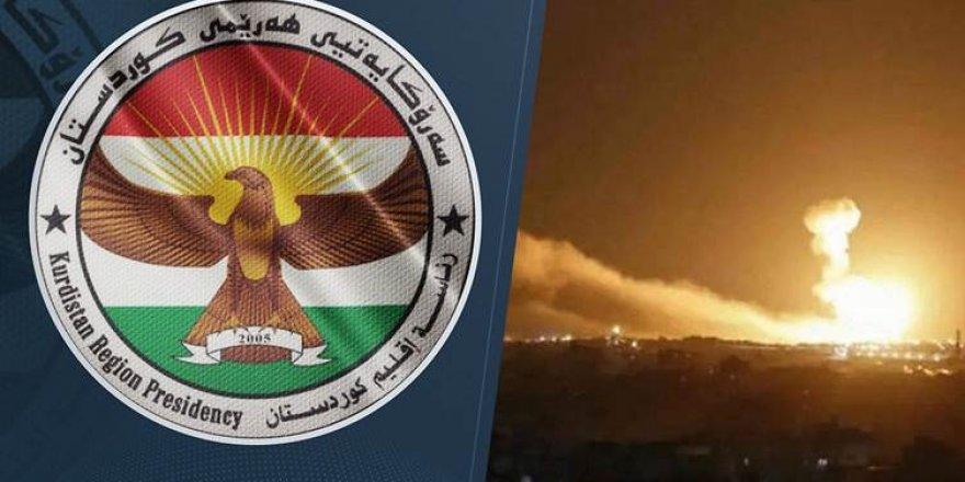 Serokatiya Herêma Kurdistanê: Divê sînorek ji van êrişên terorîstî re bê danîn