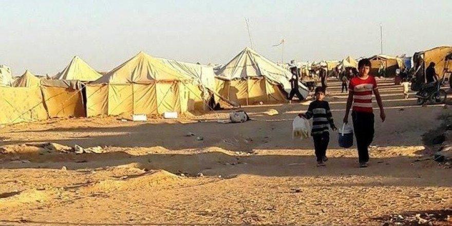 IRAQ-Di encama şewata li kampeke awereyan de 3 zarok û dayîka wan şewitîn