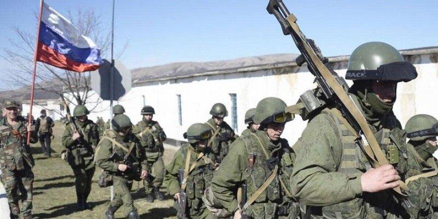 Rûsya Leşkerên Xwe yên li Sînorê Ukrayna Vedikişîne