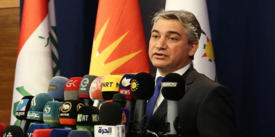 Hikûmeta Kurdistanê hebûna Mossadê li Herêma Kurdistanê red kir