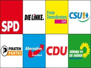 Hilbijartinên Almanya, sîstem û beşdarî