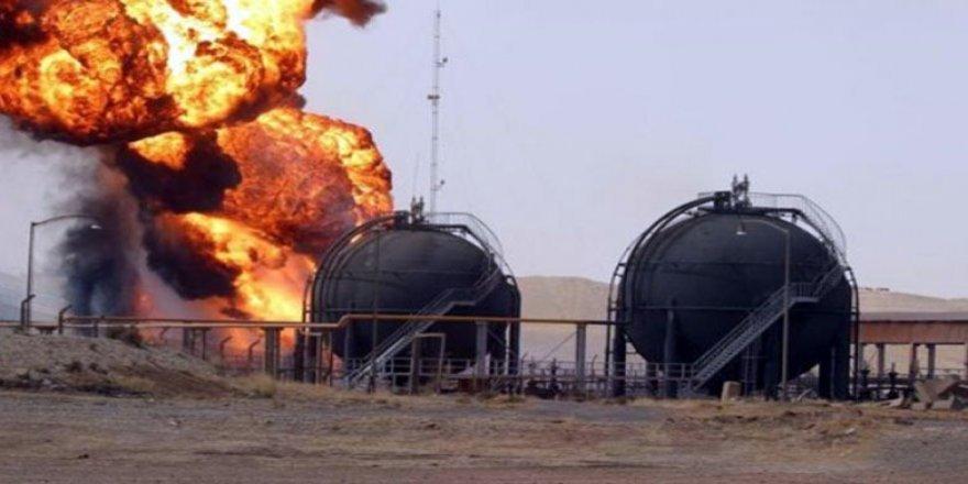 Kerkûk de bîranê petrolî rê hêriş