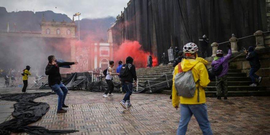 Hejmara kuştiyên xwepêşandanên Kolombiyayê zêde bûn