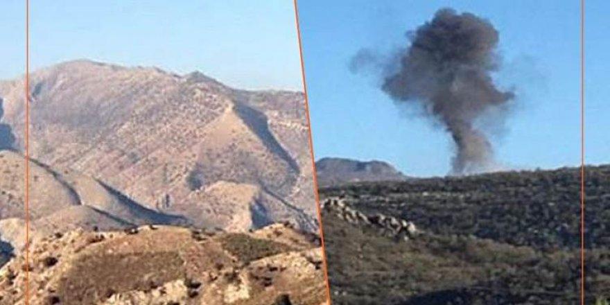 Balafirên Tirkiyê çend deverên Şarbajêr bombebaran kirin
