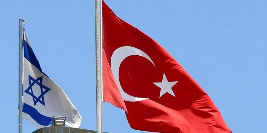TUIK: Di îxracata Tirkiyê de welatê sêyemîn Îsraîl e