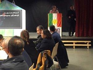 Kurdên Stavengera Norveçê ji bo Mam Celal tazîye danîn