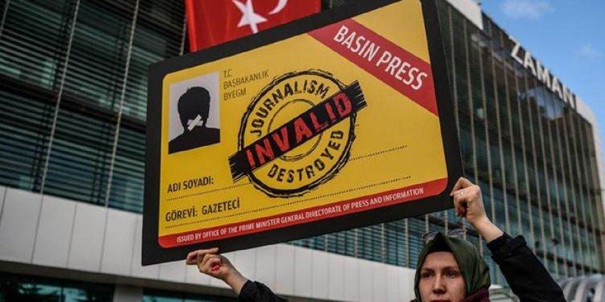 Hikûmeta Tirkiyê derbarê kartên rojnamevaniyê de biryarekî nû da