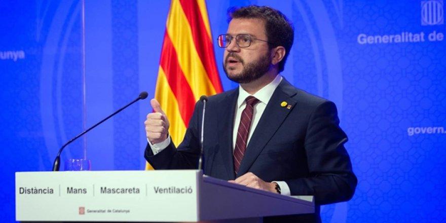 Hikûmeta serxwebûnxwaz a Katalonyayê hat avakirin