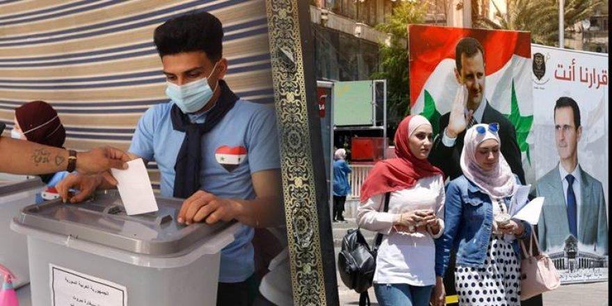 Hilbijartinên serokatiya Sûriyê îro destpê kir