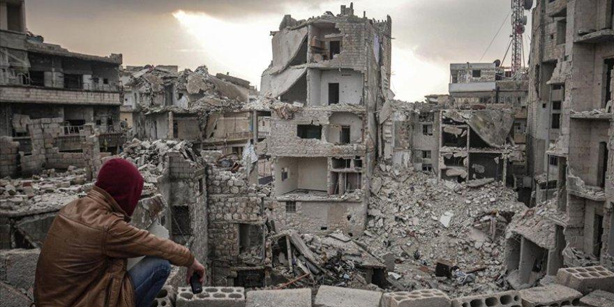 Sûrîye de 10 serran de nêzdîyê 500 hezar kesî merdî