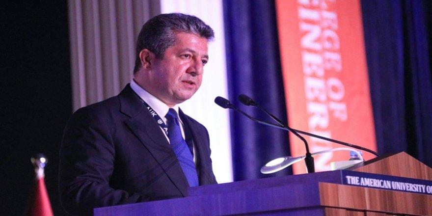 Mesrûr Barzanî: Zanîngeha Amerîkî ya Kurdistanê ji aliyê navdewletî ve tê nasîn