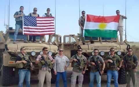 Hêzên Pêşmerge û hêzên Iraqê li Mûsilê civiyan