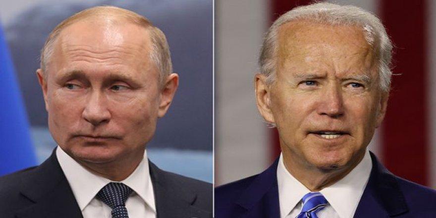 Biden û Putin li ser êrîşên sîberî û Sûriyê axifîn
